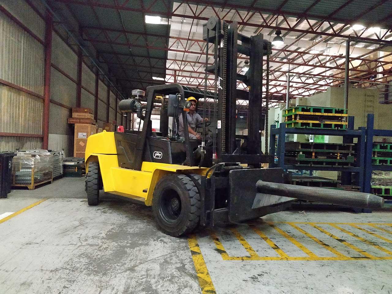 Godrej RenTRUST | Widest range of equipment range to handle all your