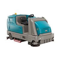 Industrial sweeper cum cleaner on rent