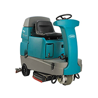 Industrial cleaning equipment on rent