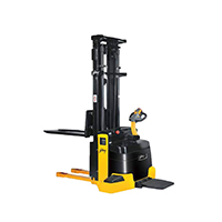 Electric Stacker on rent